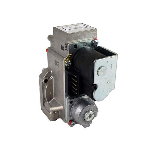 Bromic gas valve port view