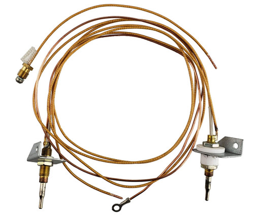 Thermocouple for portable Bromic heaters