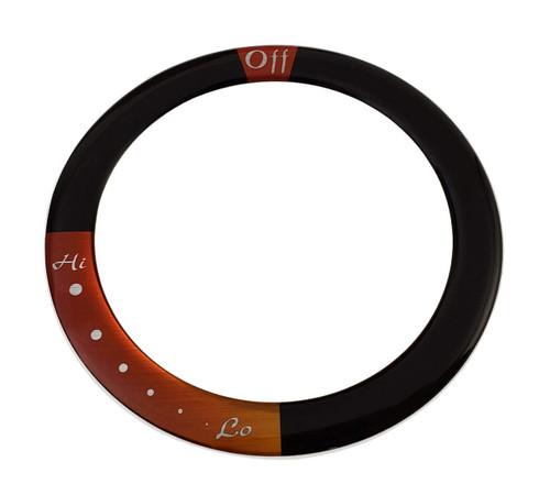 Solaire Knob Indicator Sticker, Item #SOL-LOGODT-KNOB1