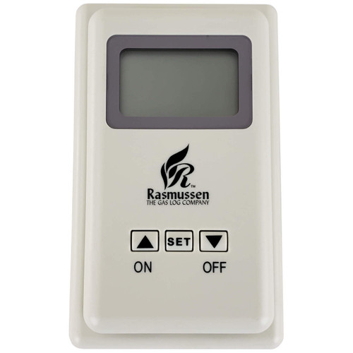 Wireless Wall Thermostat Control for Rasmussen Gas Log Sets, TS-2R