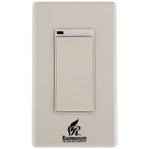Wireless Wall Switch for Rasmussen Gas Log Sets, WS-2R