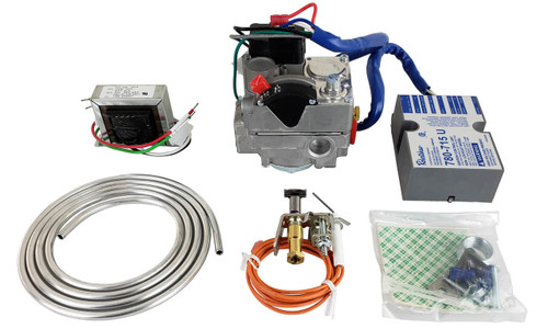 EIS-N200 Natural Gas Electronic Pilot On Demand System