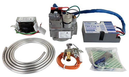 EIS-N350 Natural Gas Electronic Pilot On Demand System