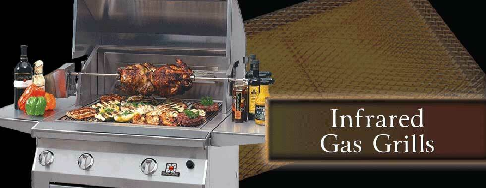 Solaire Infrared Grills