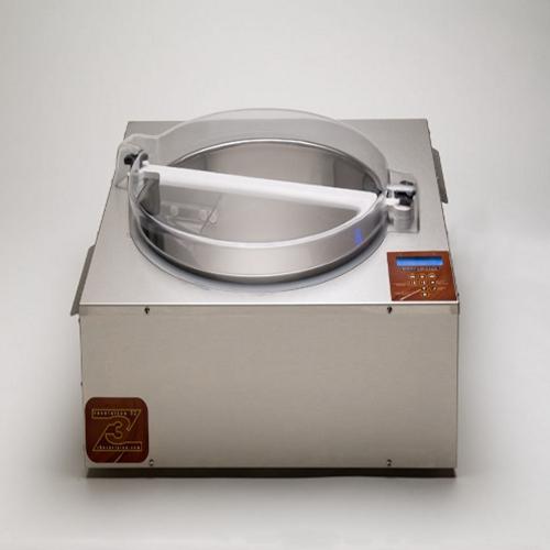 chocolate temperer, chocolate tempering, ChocoVision Revolation 3Z Chocolate Tempering Machine, 45 lb. Capacity