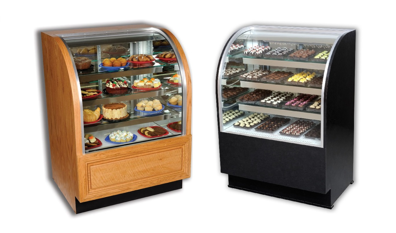bakery and candy display case leasing