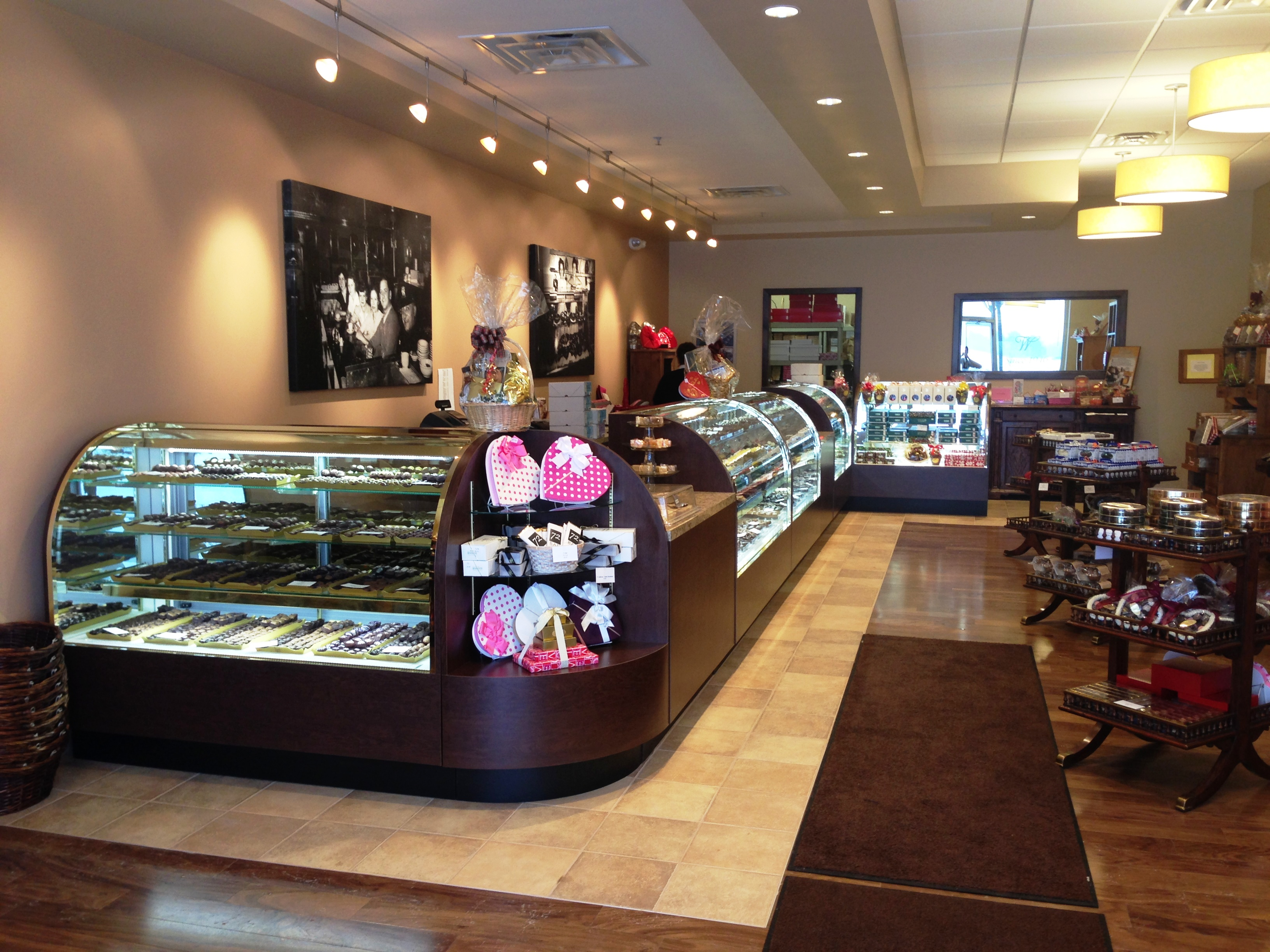 design a store plan your bakery
