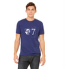 Ice and Fire Con - 7 Logo Blue