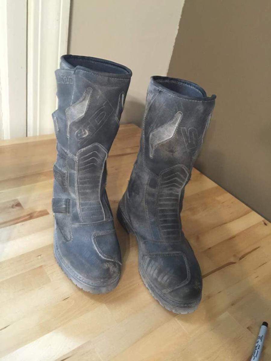 Boot Distressing Service