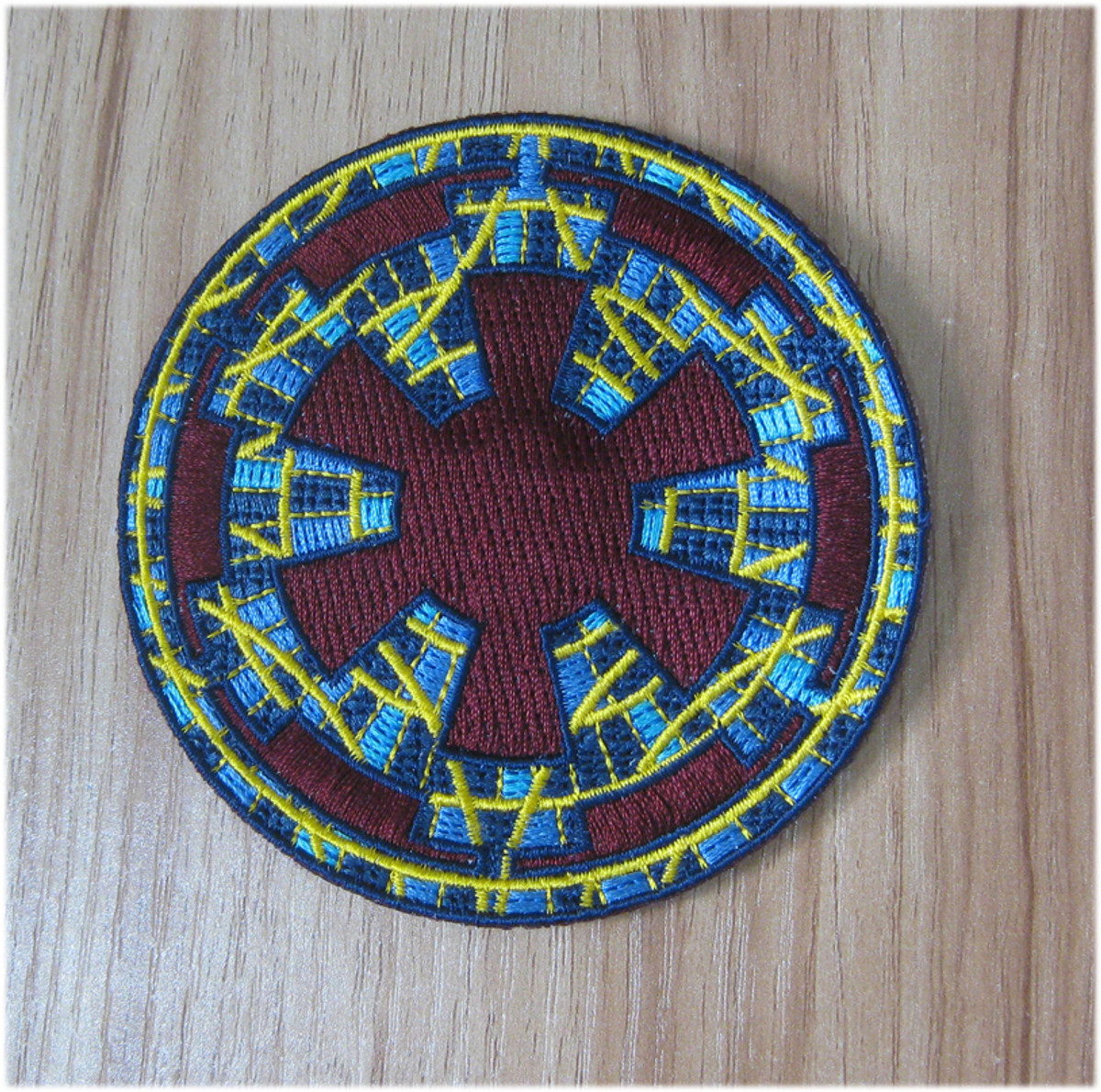 MRCPT Imperial Patch