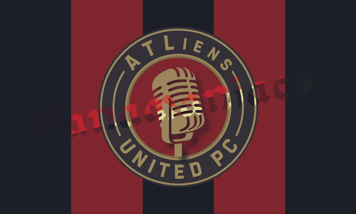 ATLiens Podcast Flag