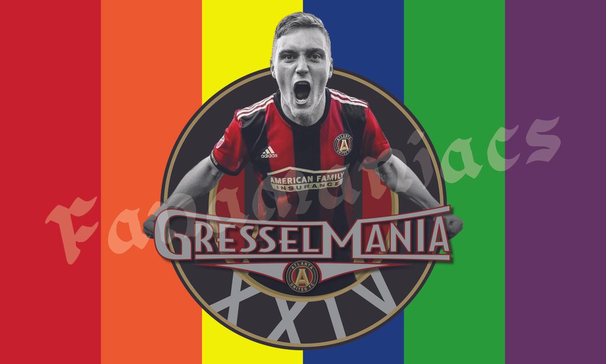 GresselMania Flag - Rainbow