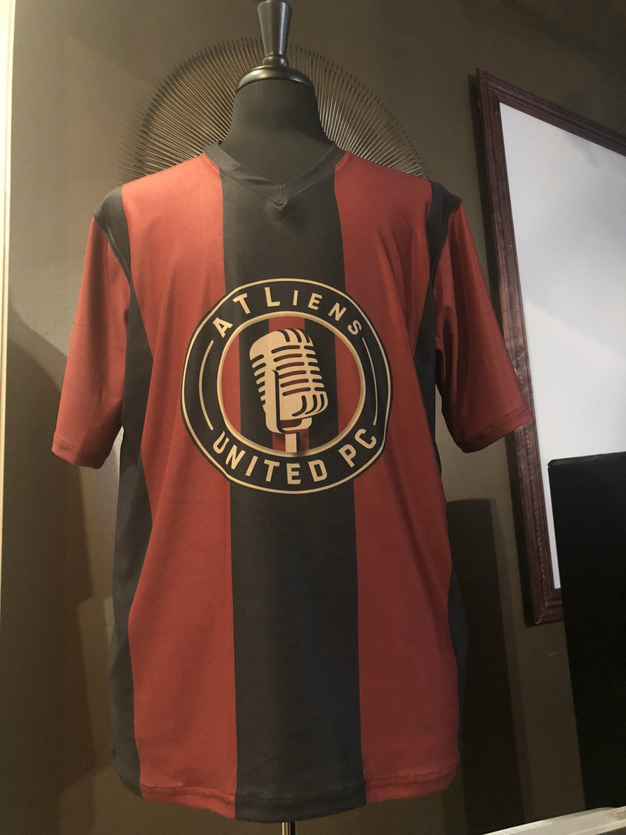 ATLiens Podcast Soccer Jersey