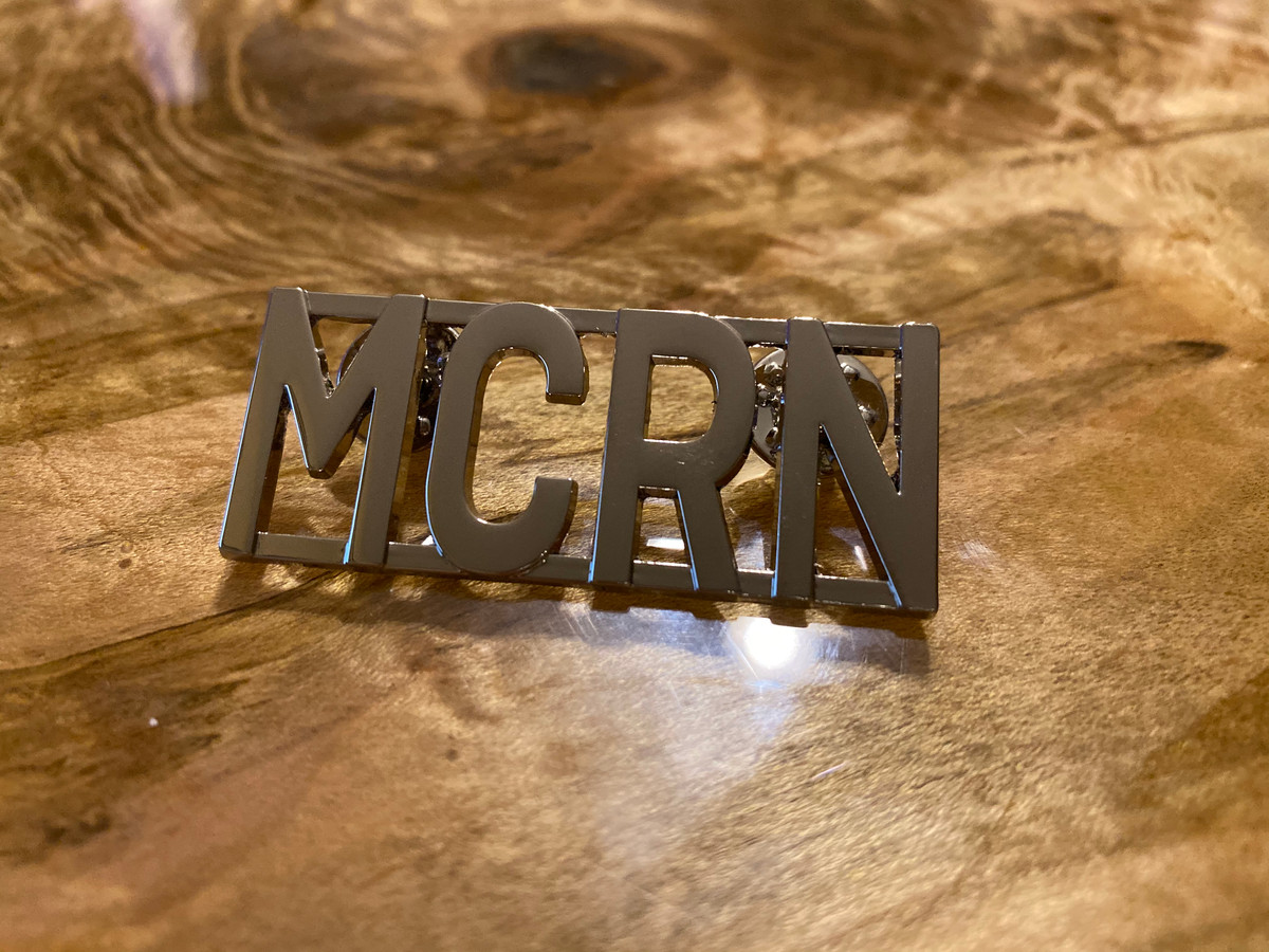 MCRN Lapel Pin