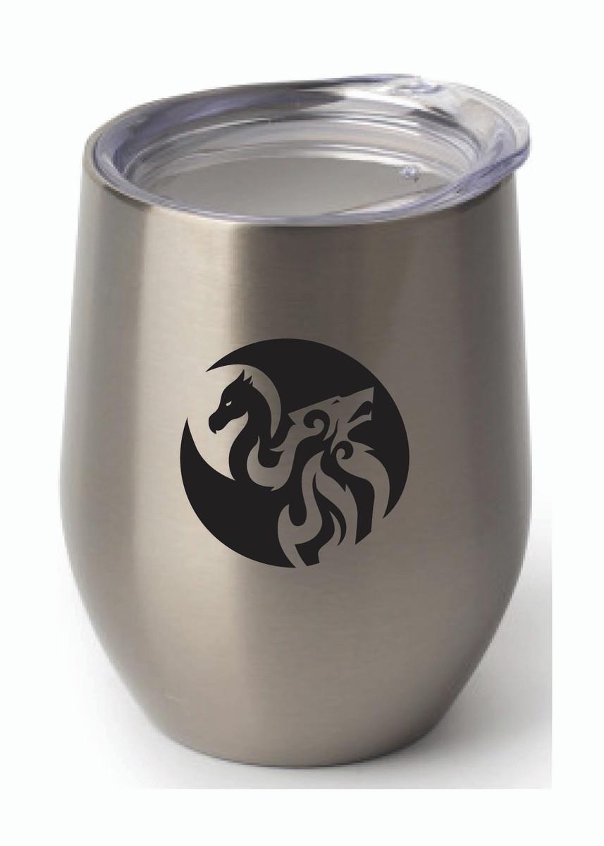 IAFC Insulated coffee /stemless wine