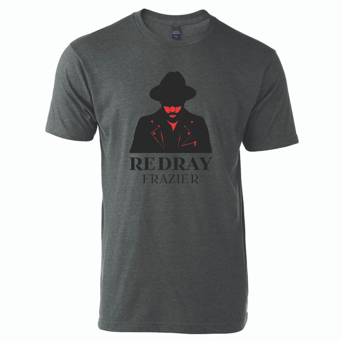 RedRay Frazier Tee - Charcoal