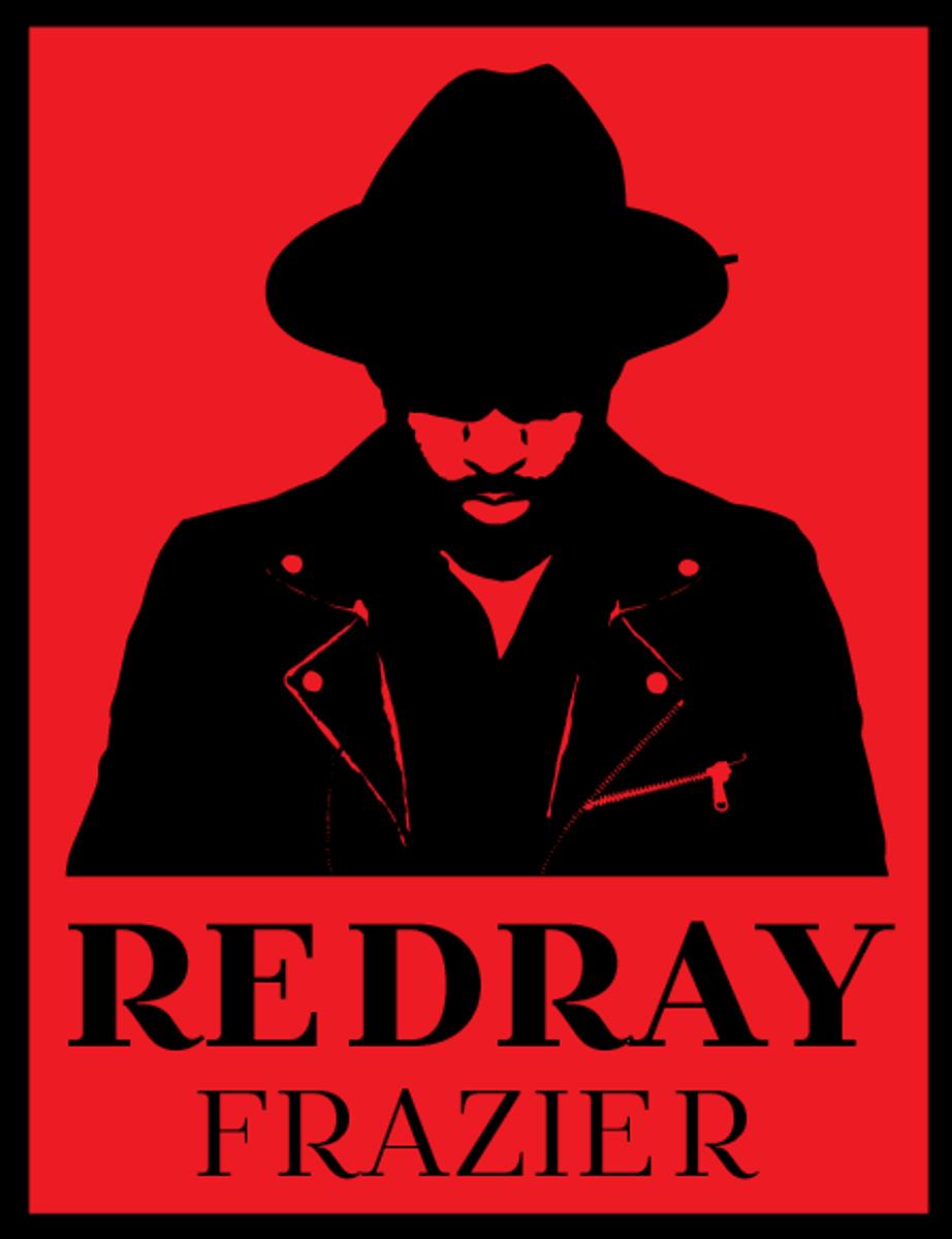 RedRay Frazier Sticker