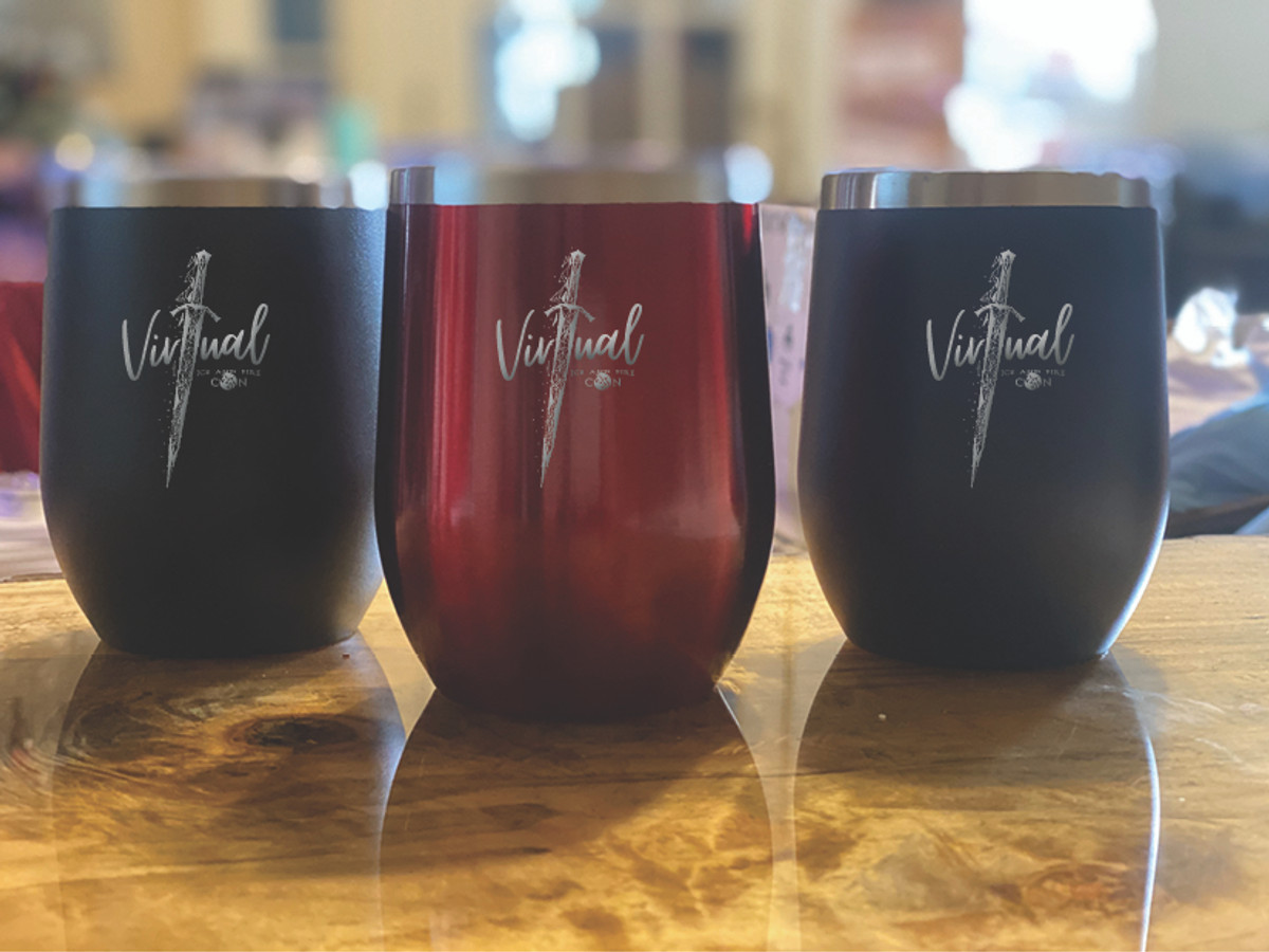Virtual IAFC Engraved Coffee Mug