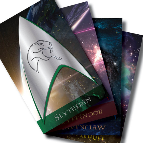 Trek Potter Poster Set