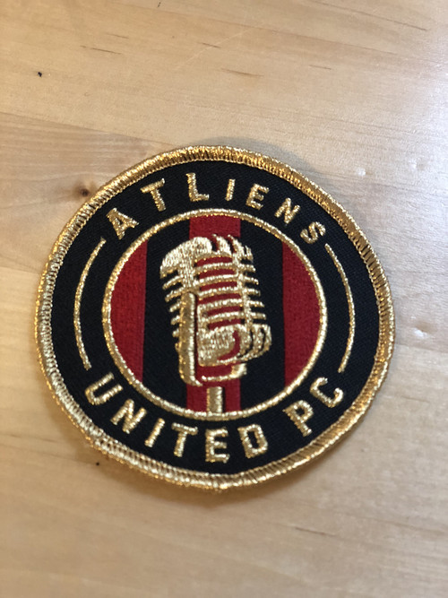 ATLiens Podcast Patch