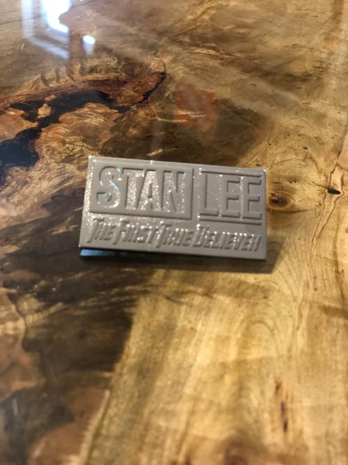 Stan Lee Lapel Pin