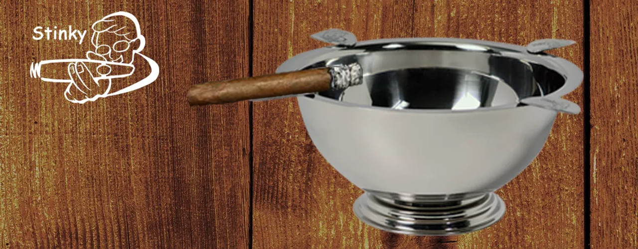 Stinky Cigar Ashtrays