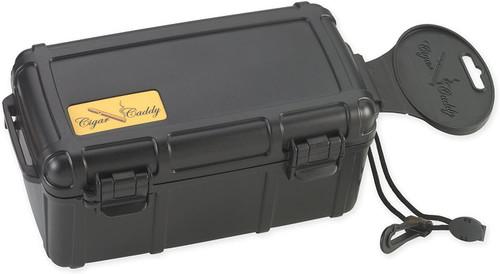 Cigar Caddy 15 Stick Travel Humidor Free Shipping