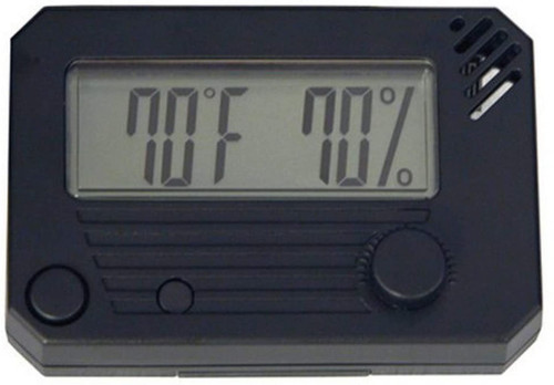 HygroSet Adjustable Digital Hygrometer<br>