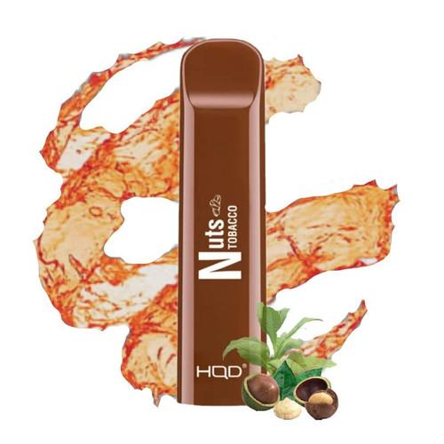 HQD Cuvie Nuts Tobacco