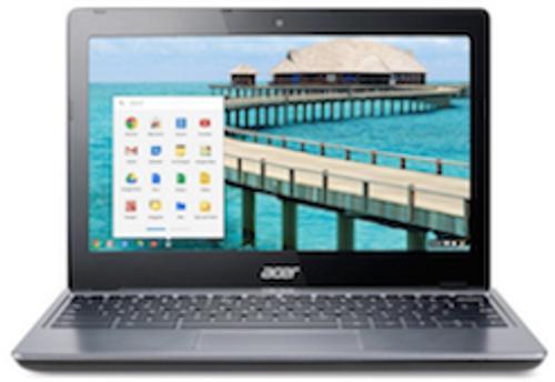 "Acer ChromeBook C720   11.6"""