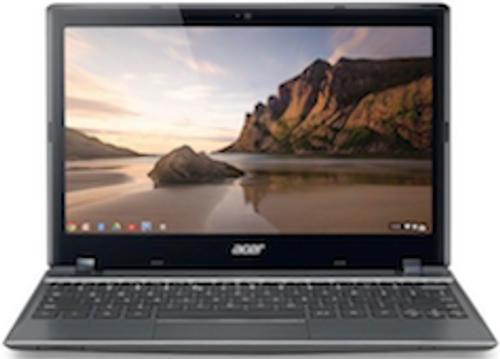 "Acer ChromeBook C710   11.6"""