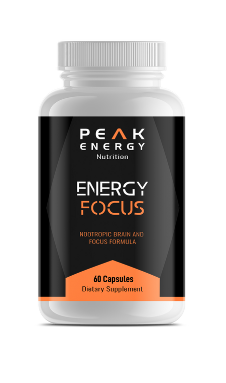 Energy Focus: Nootropic for Deep Focus