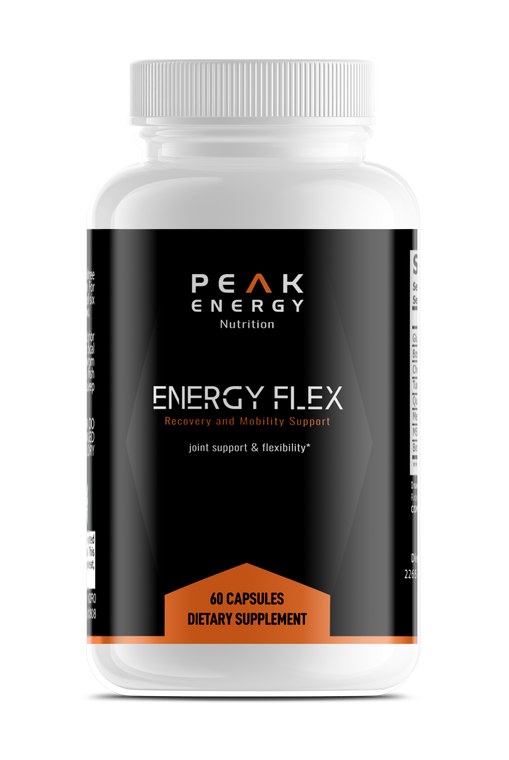 Energy Flex: Recovery and Mobility Support