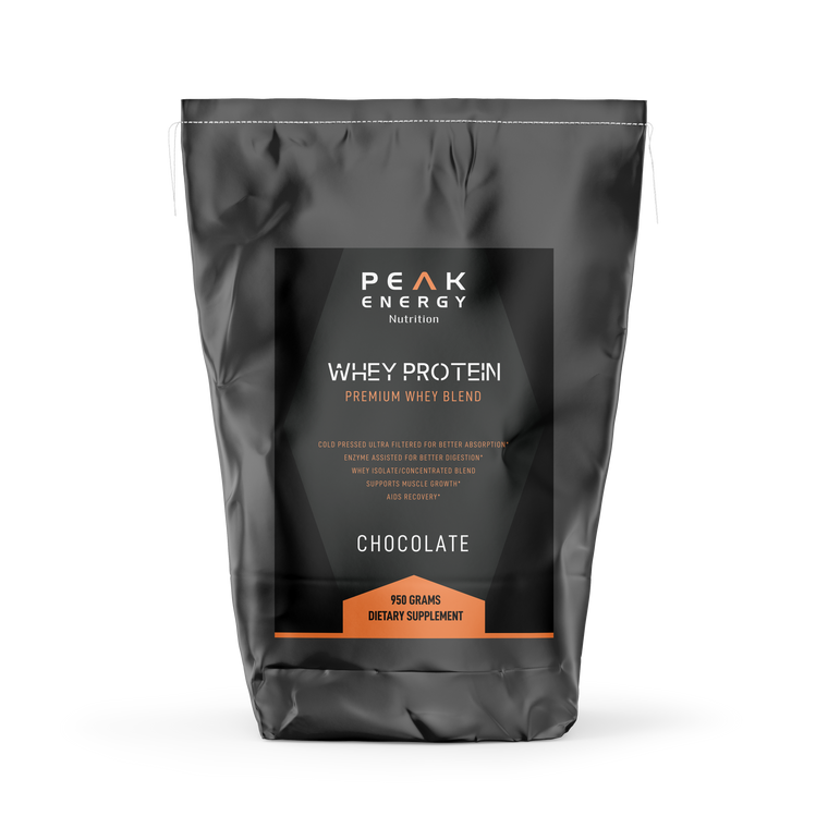 Whey Protein - Chocolate 2lbs