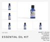 6 - 15 mL Pure Essential Oils