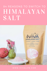 Himalayan Salt - the why's, the benefits, the pink glory!