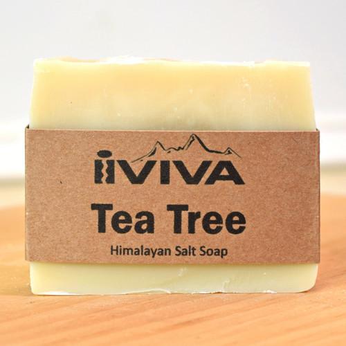 Tea Tree Salt Soap