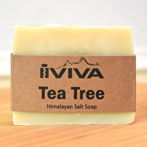 Tea Tree Salt Soap