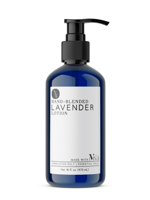 Aromatic blend of French & Bulgarian Lavender