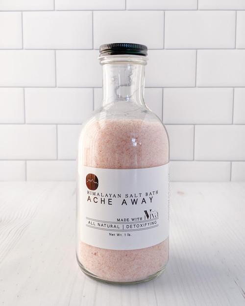 Detoxing Bath Salt with Pure Essential Oils