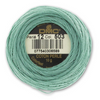 DMC Perle Cotton Thread Ball | Size 12 | 503 Medium Blue Green (116 12-503)