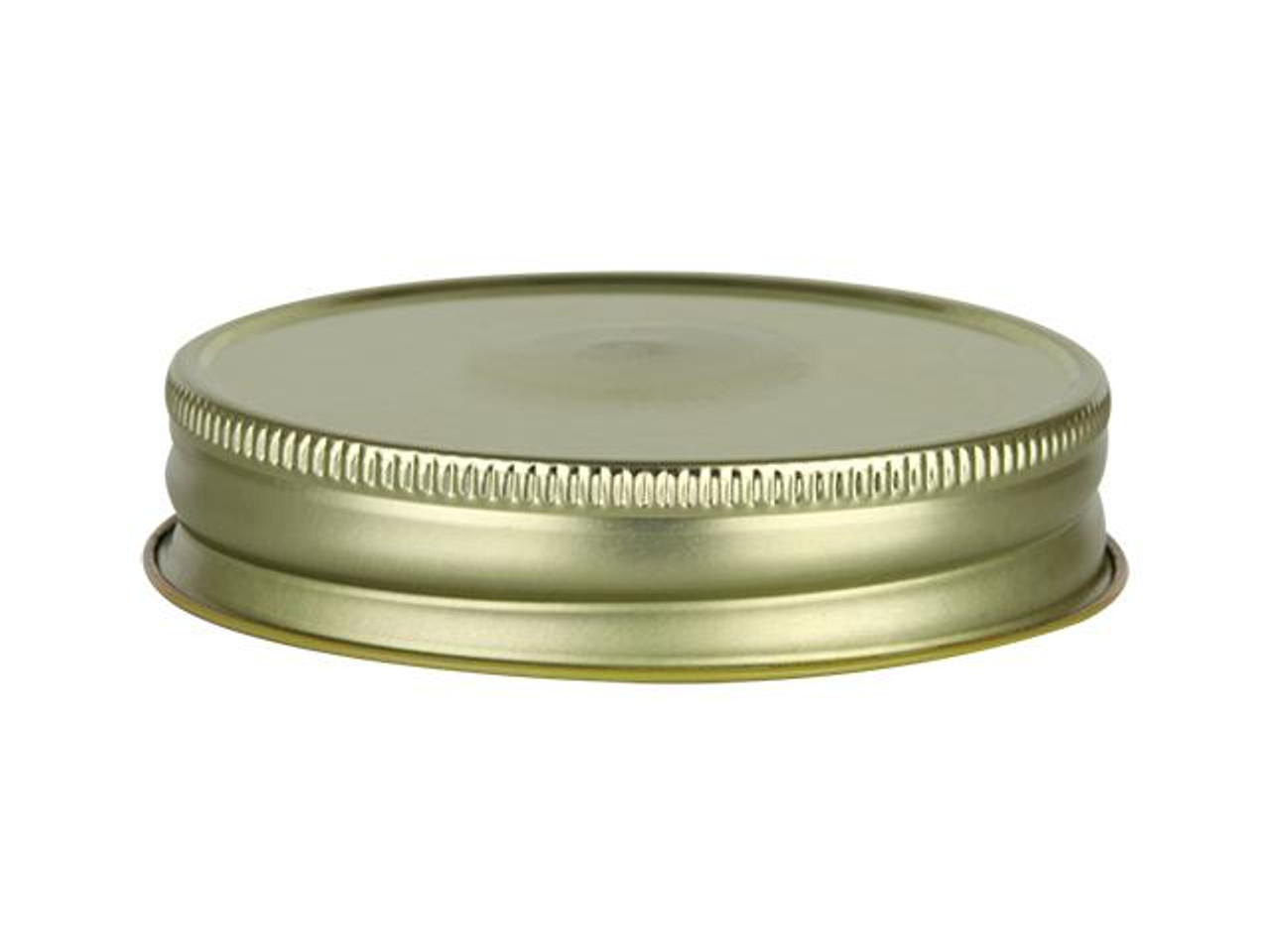 48/400 Gold Metal Cap