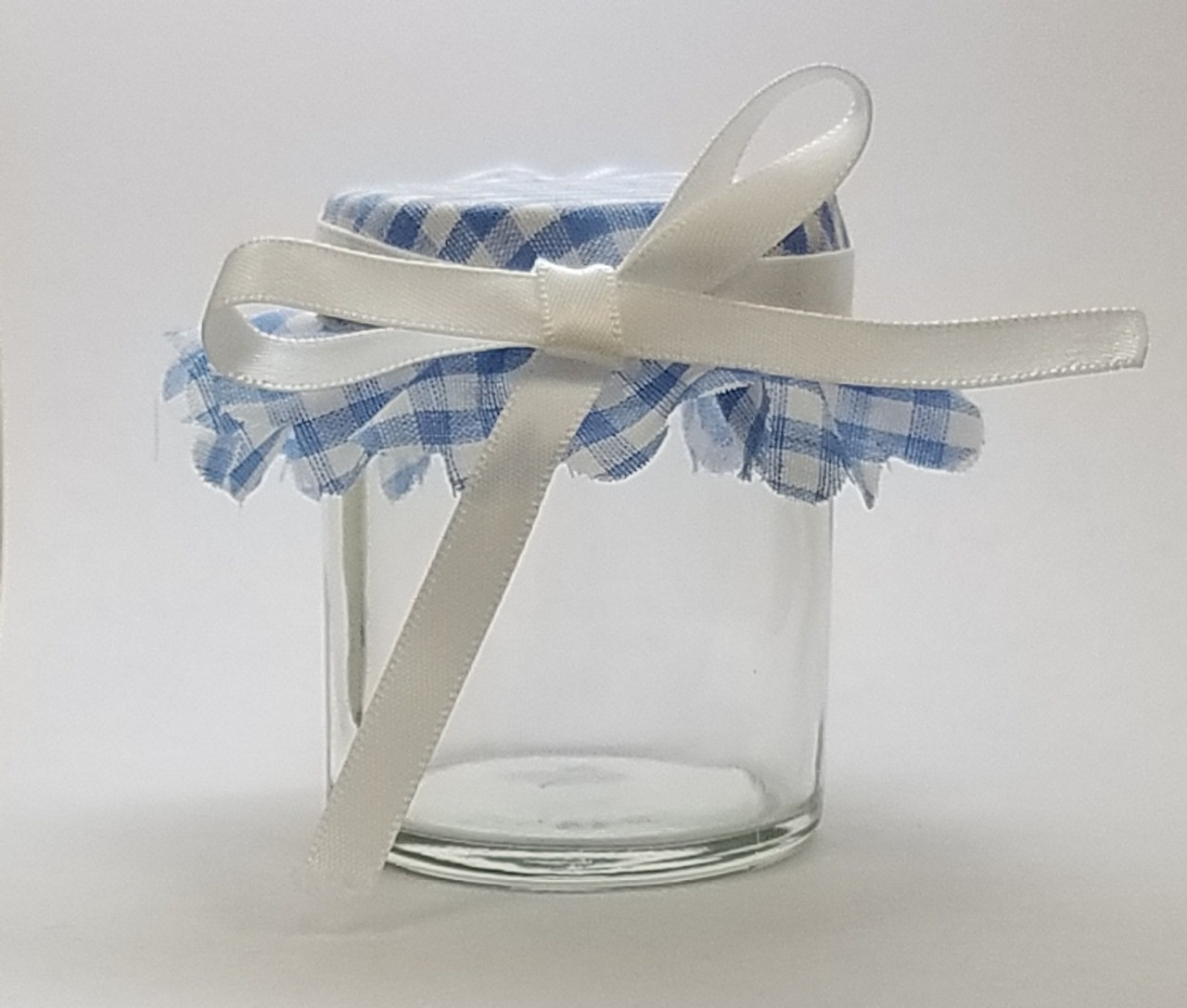"2 oz straight sided jar with 4"" jar covers"