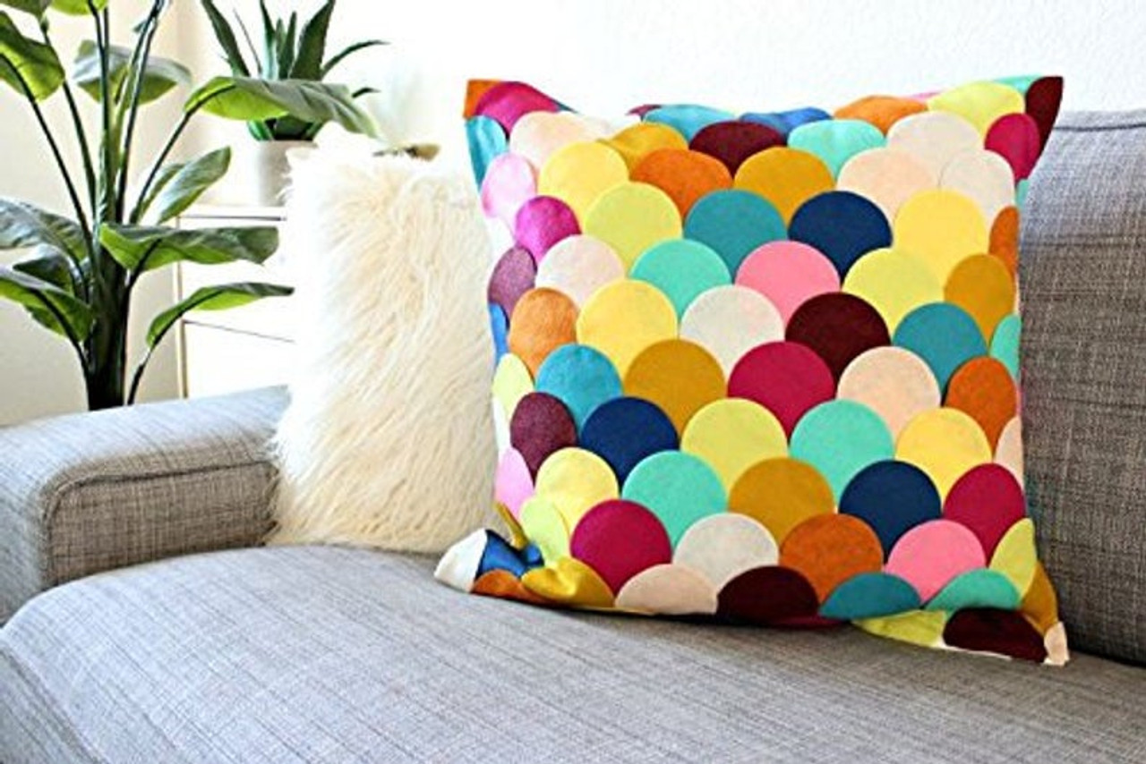Pre-cut Felt Fabric Circles - Free Shipping in USA
