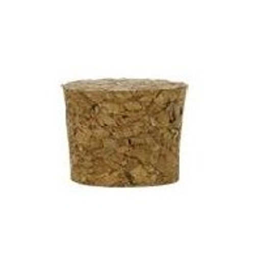 Nakpunar Size 12 Agglomerated  Tapered Cork Stoppers