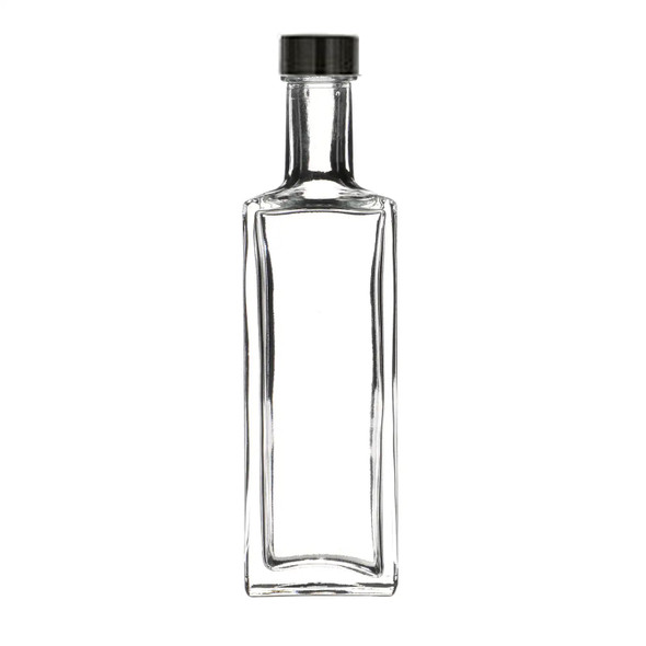 50 ml liberty bottle with black lid