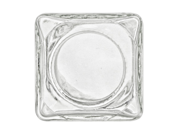 4 oz Cube Square Glass Jars for DIY Wedding, party favors by Nakpunar