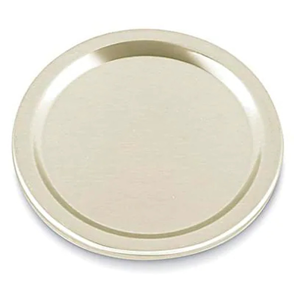 12 pcs Gold Color Regular Mouth Jar Lids - Discs only - Made in USA