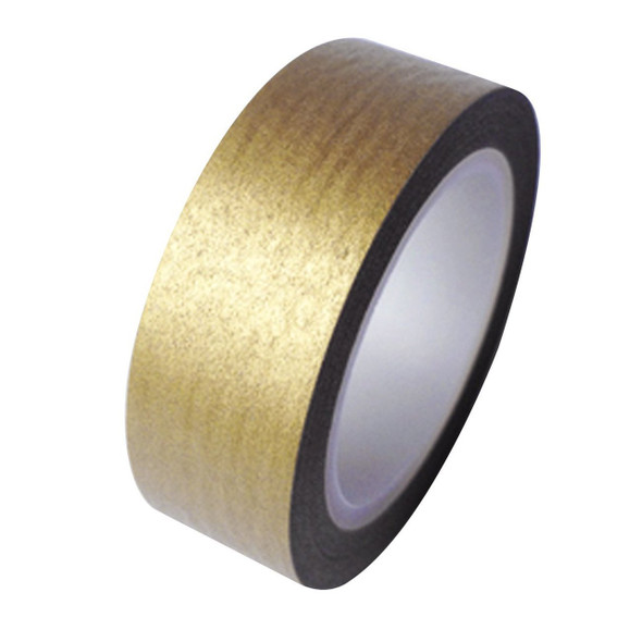 Solid Gold Washi Tape - 15 m