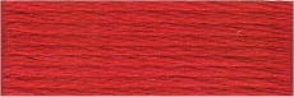 DMC Size 5 Perle Cotton Thread | 321 Red